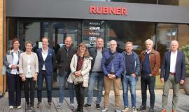 imprenditori e imprenditrici della Carinzia in visita in Alto Adige