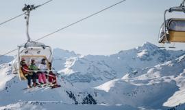 Skigebiete vor Weihnachtsferien öffnen