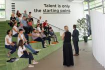 Lehrfahrt zum Talentcenter in Graz