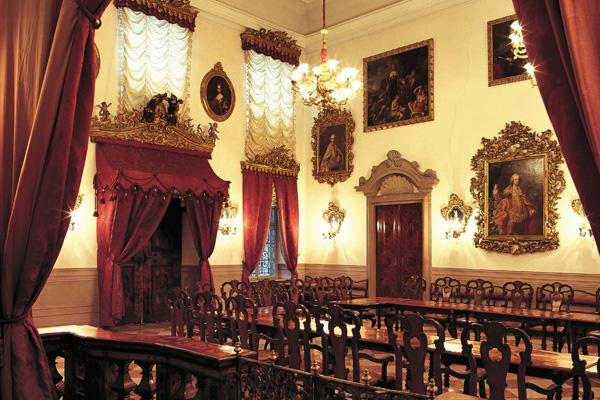 sala d'onore