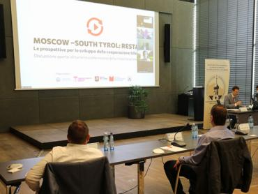 Moscow-South Tyrol Restart