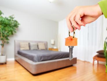Kurzzeitvermietung von Wohnungen