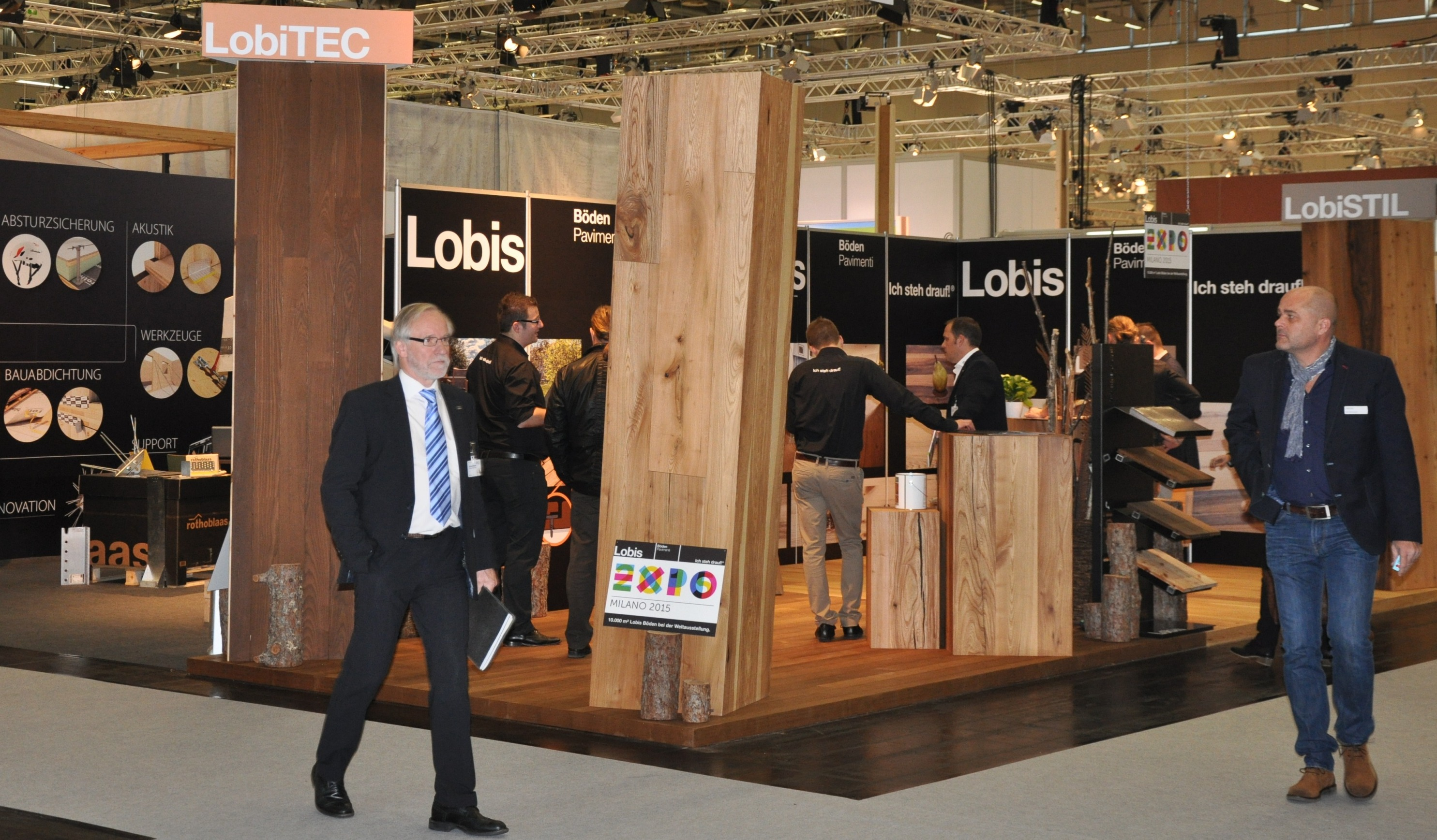 mit der eos zum branchentag holz in k ln handelskammer bozen. Black Bedroom Furniture Sets. Home Design Ideas